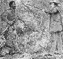 The discovery of Nat Turner. (North Wind Picture...