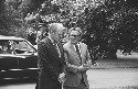 President Gerald Ford and Secretary of State...