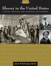 Slavery in the United States cover art