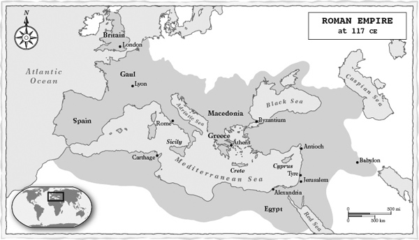 an analysis of the rise of christianity in the roman empire The rise of christianity in the roman empire thematic analysis: great, 306-337 ce, divided the roman empire in two and made christianity the dominant religion.