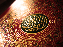 The Qur'an, pictured here, and other religious...