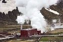 Open geothermal energy