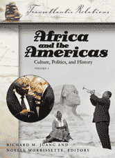 Africa and the Americas book cover art