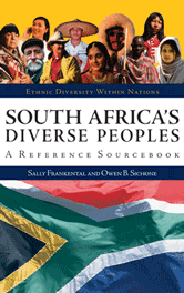 South Africa's Diverse Peoples book cover art