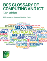 BCS Glossary of Computing and ICT Cover