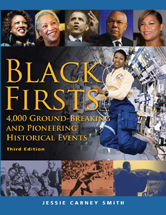 Black Firsts cover art