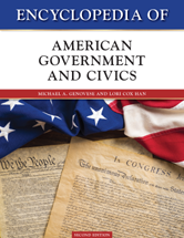 Encyclopedia of American Government and Civics by Michael A. Genovese and Lori Cox Han