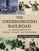 The Underground Railroad cover art