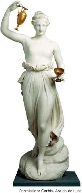 Hebe (Greek deity) - Credo Reference