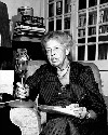 Eleanor Roosevelt broadcasts from New York in...