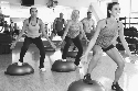 Open Aerobic exercises
