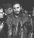 Fidel Castro in 1959, the same year he led the...