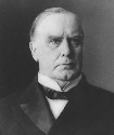 U.S. President McKinley received intelligence...