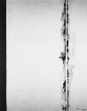 Barnett Newman, First Station, 1958. Magna on...