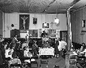 Storefront Baptist Church during services on...