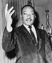 Martin Luther King Jr. led the African American...