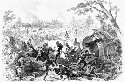 First Battle of Bull Run, 21 July 1861 (Library...