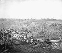 View of the battlefield, First Battle of Bull...