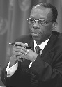 Jean-Bertrand Aristide, a former Catholic priest,...