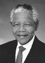 Nelson Mandela was South Africa's first black...