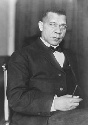 Booker T. Washington, a leading African American...