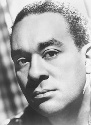 Novelist Richard Wright, photographed in 1939....