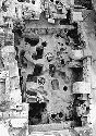 Forum Romanum: Overhead view of G. Boni's...
