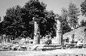 Temple of Apollo in Yeniköy, on the shores of the...