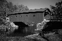Covered bridges remain a fixture of New England's...