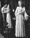 Jessica Tandy plays Blanche DuBois in a scene...