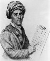 Sequoyah, inventor of the Cherokee alphabet....