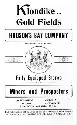 Advertisement for the Hudson's Bay Company,...