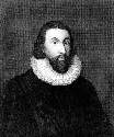 John Winthrop, Puritan governor of the...