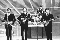 The Beatles debut on The Ed Sullivan Show in New...