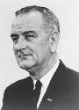 Lyndon Baines Johnson. (Library of Congress)