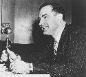Senator Joseph McCarthy. (Library of Congress)