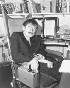 Stephen Hawking, physicist, 1982 (M....