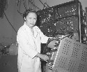 Chien-Shiung Wu, experimental physicist,...
