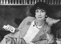 Coco Chanel, French fashion icon. (Hulton-Deutsch Collection/Corbis) Copyright © 2005 by Bill Marshall