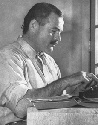 Ernest Hemingway worked in Paris as a...