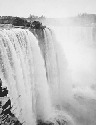 Horseshoe Falls II, Niagara, New York, ca. 1898....