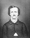 Edgar Allan Poe, U.S. fiction writer and poet. In...