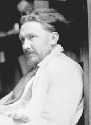 Ezra Pound, American poet. Between 1920 and 1924...