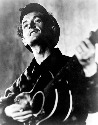 Woody Guthrie inspired the Beats with his love...