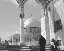 The Temple Mount in Jerusalem is an example of...