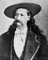 Wild Bill Hickok. (Library of Congress)