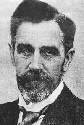 Portrait of Irish revolutionary Roger Casement....