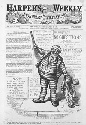"Harper's Weekly cartoon lambasting William ""Boss""..."