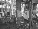 Studio of artist Frida Kahlo. (The Art...