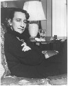 Lillian Hellman, a playwright and screenwriter...
